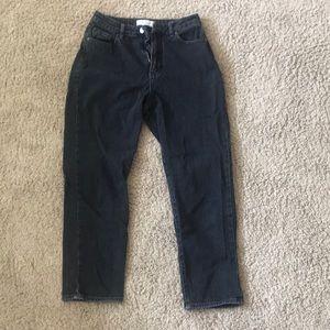 PacSun Jeans - Black Mom Jeans